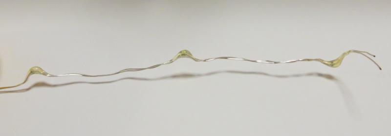 LEDストリング:LED3個分