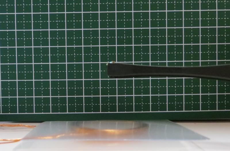 ワイヤレスLED給電ユニット2個:暗い組み合わせの上限