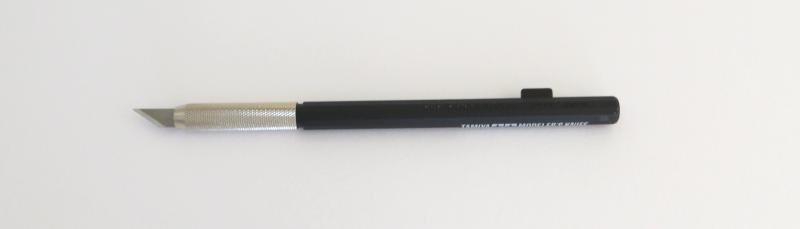 タミヤ製 モデラーズナイフ 74040