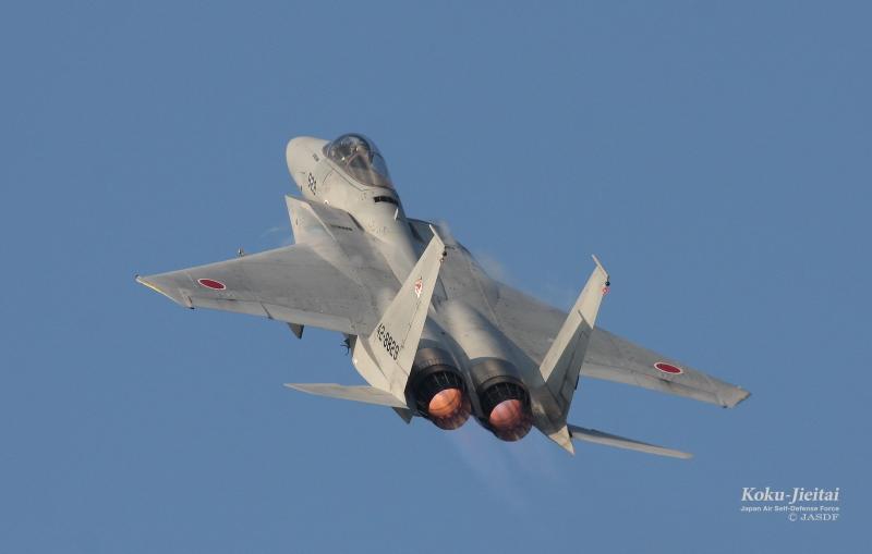 F-15イーグル 航空自衛隊ホームページ