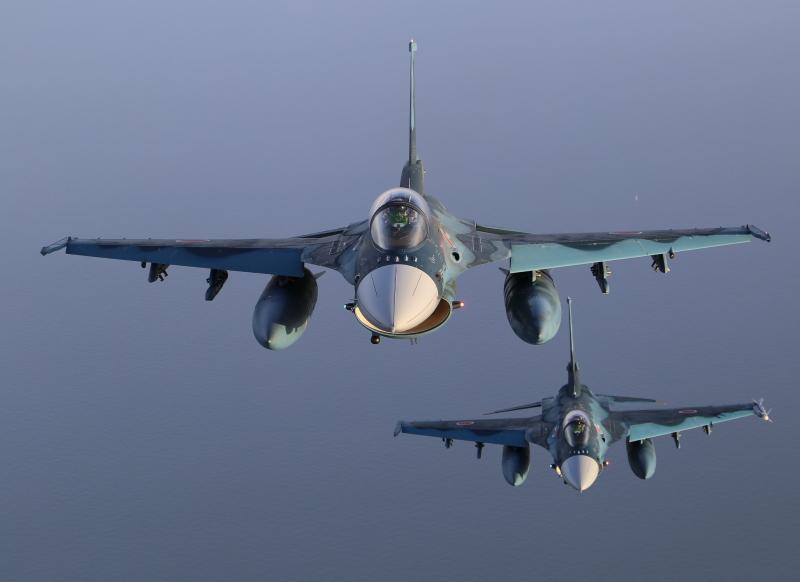 F-2:飛行状態その1