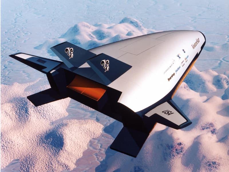 X-33の構想図(その2)
