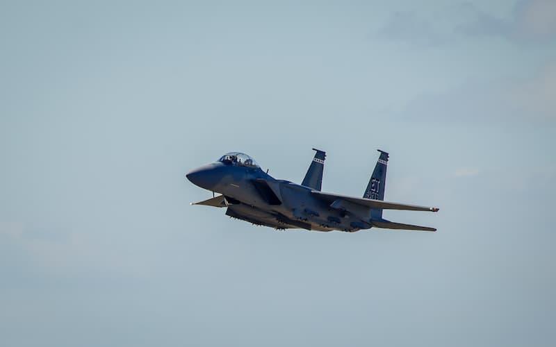 空軍初のF-15EXがエグリン空軍基地に到着:AF's first F-15EX arrives at Eglin