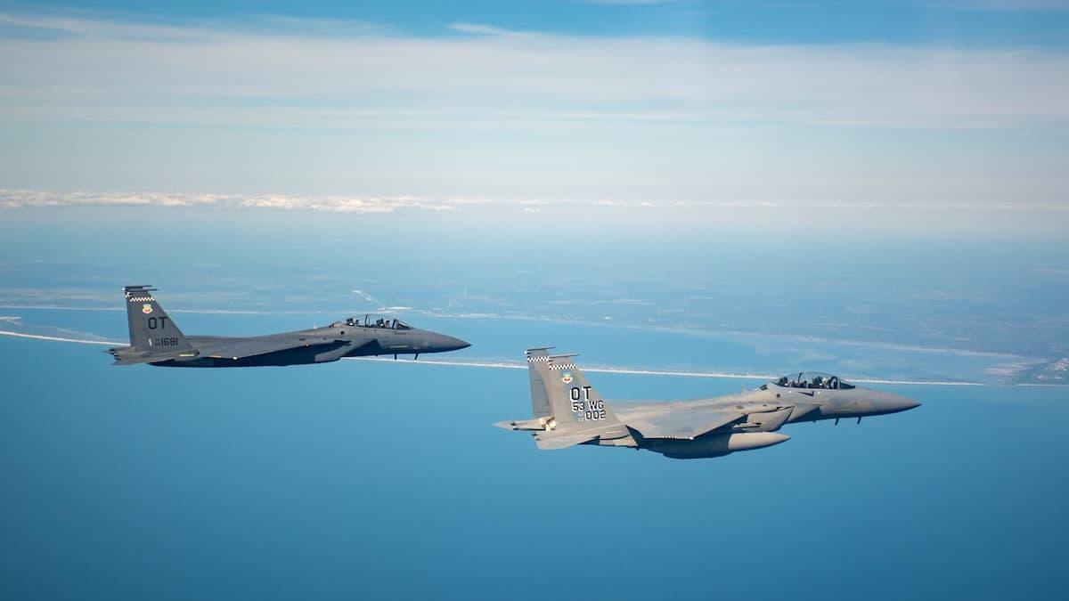 F-15EX Eagle II