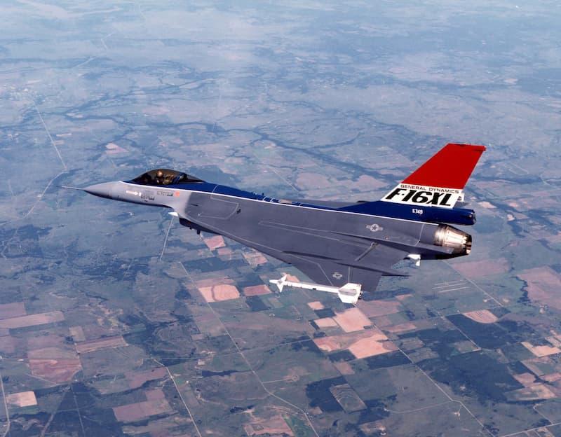 F-16XL:General Dynamics F-16XL