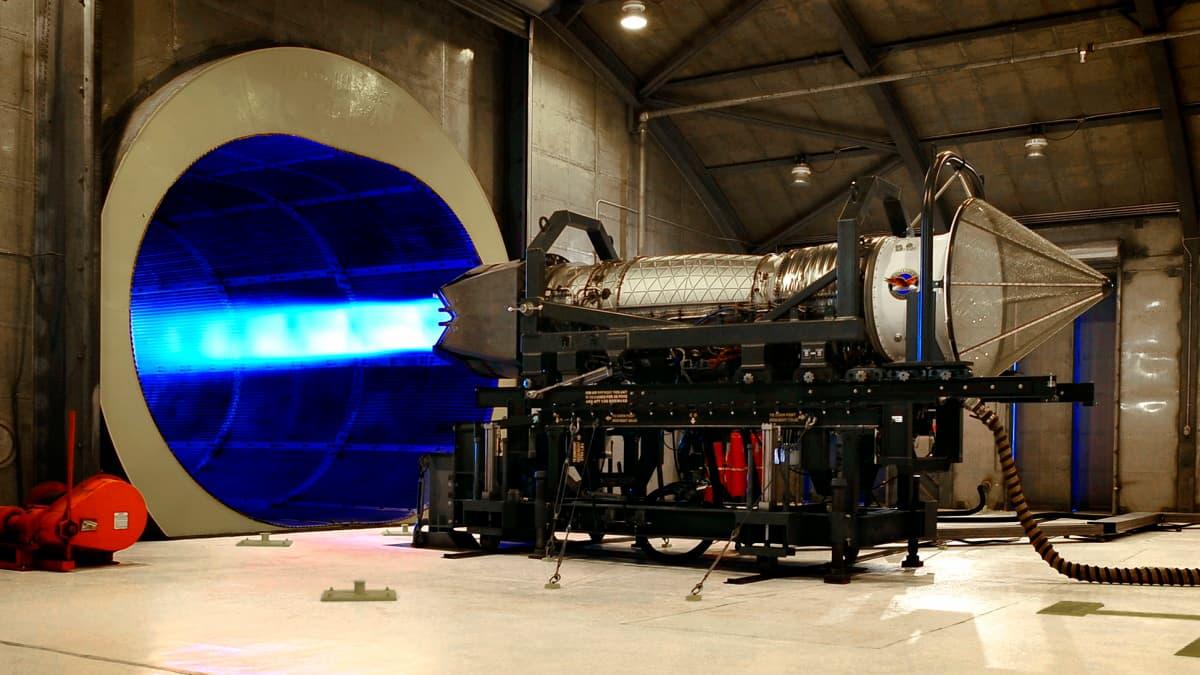 F119-PW-100 turbofan engine