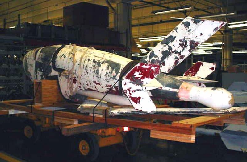 ライアン社のQ-2 Firebee: