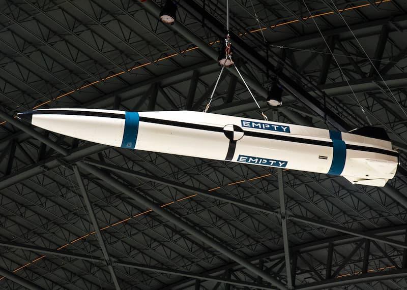 ボーイング社の短距離攻撃ミサイル(SRAM、AGM-69)