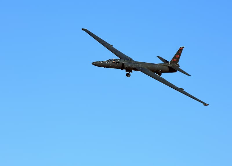 U-2:Civilian U-2 Instructor Pilots, Making History and Training the Nation's Future Fleet of U-2 Pilots