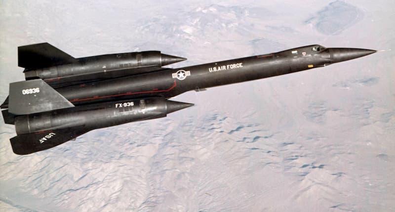 YF-12(A-12の派生機):Lockheed YF-12A