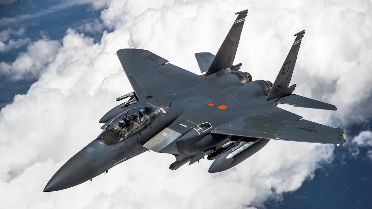 F-15イーグルII