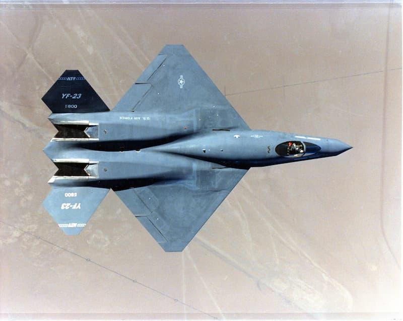 Northrop-McDonnell Douglas YF-23A Black Widow II